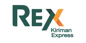 rex kiriman ekspress